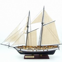 Model lodě HARVEY 1847