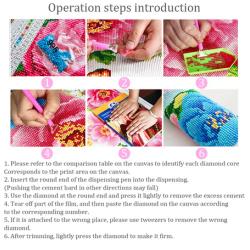 5MM LED dioda Červené